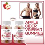 Apple Cider Vinegar Gummies - High-Potent 500mg AVC